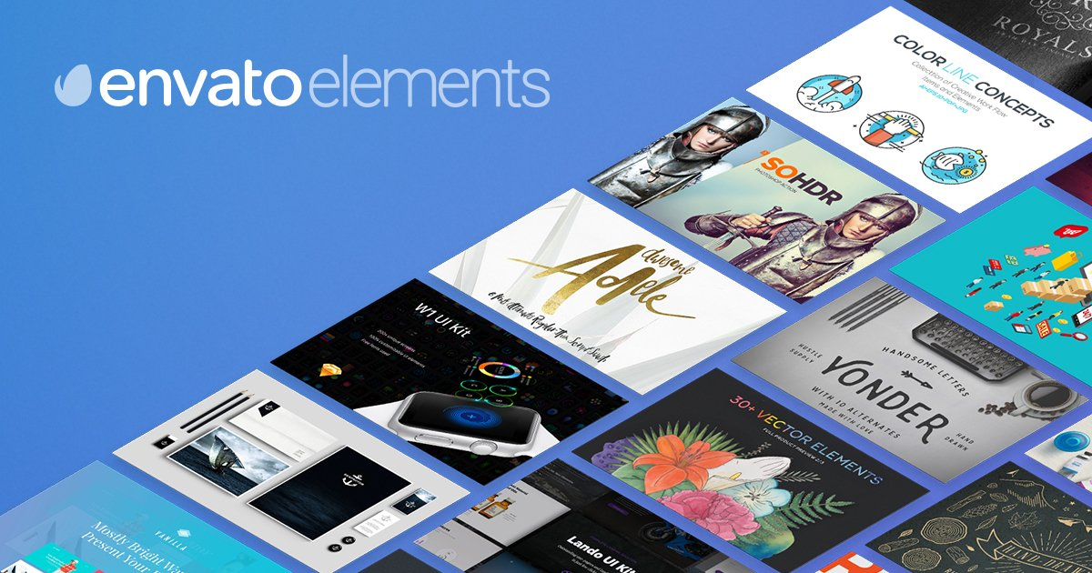 envato elements exweiv