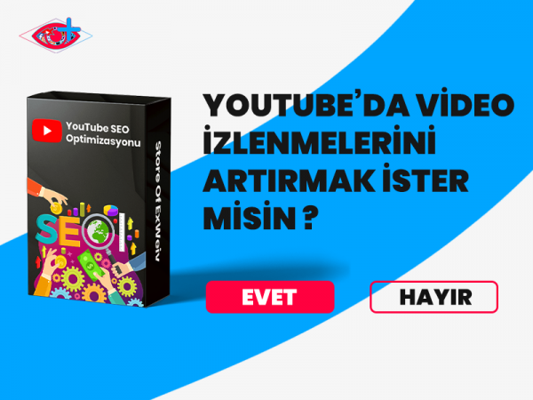YouTube SEO Hizmeti