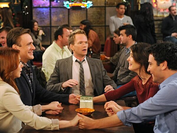 How I Met Your Mother En İyi Yabancı Diziler